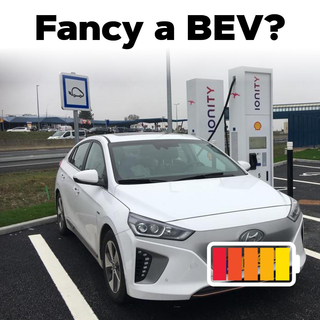 Fancy a BEV